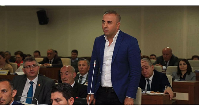 """CHP'li Sözüpek, """"İktidarın Karabağlar'da çaktığı çivi bile yok''"""