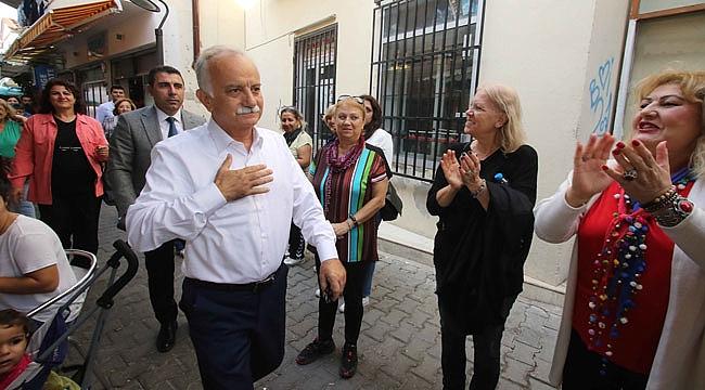 Hasan Karabağ, çevre ilçe gezilerini tamamladı