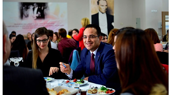 Başkan Olgun Atila: En büyük mücadelemiz cehaletle olsun