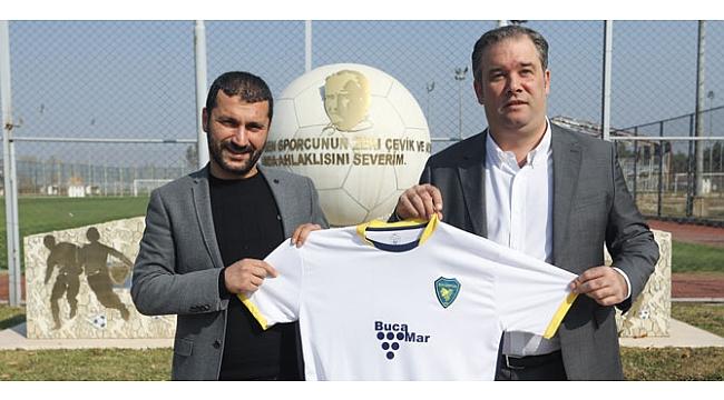Bucaspor'a Buca Belediyesi'nden muhteşem destek