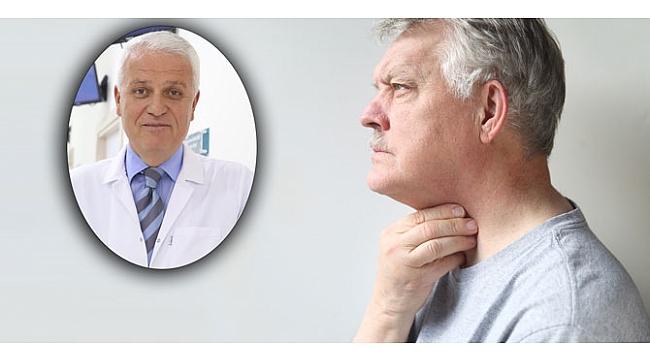 Gırtlak kanseri ses kayıplarına yol açabiliyor