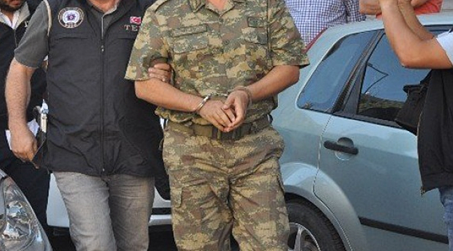 4'ü albay 219 asker hakkında gözaltı kararı