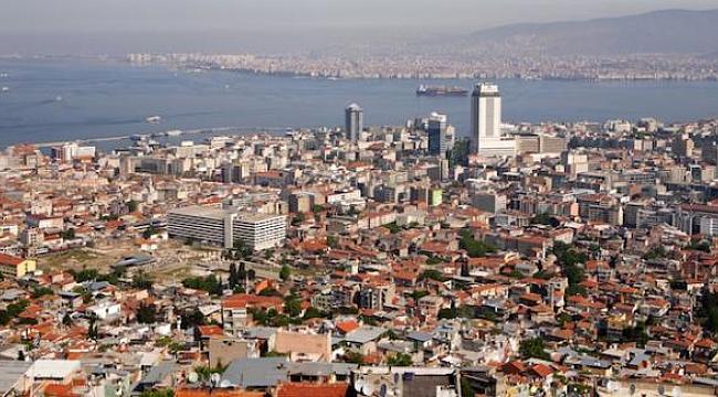 İzmir'de konut satışları azaldı!