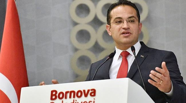 Başkan Atila'dan 10 Ocak kutlaması