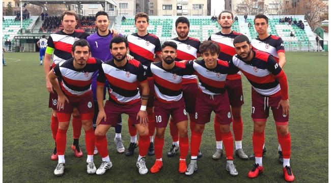 Bornova Belediyespor Süper Amatör Lig'de