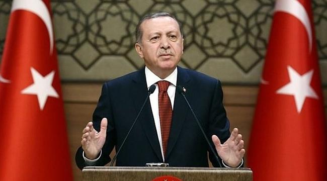 Cumhurbaşkanı Erdoğan: 'Dünyanın 13. büyük ekonomisi haline gelmiş durumdayız'