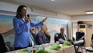 """AK Partili Eroğlu, """"Bir ve beraber olacağız"""""""