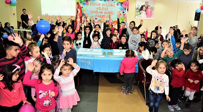 Bornova'dan Şubat doğumlulara kutlama