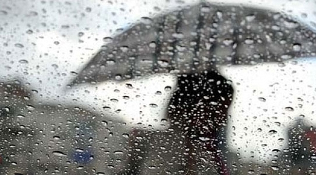Bu illerde yaşayanlar dikkat! Sağanak yağış geliyor...