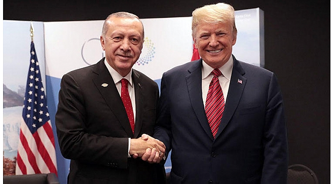 Ana gündem 'S-400' ve YPG'ye destek! Gözler Erdoğan - Trump görüşmesinde