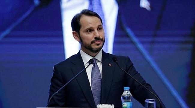 Bakan Albayrak'tan 'Ekonomik Güven Endeksi' açıklaması