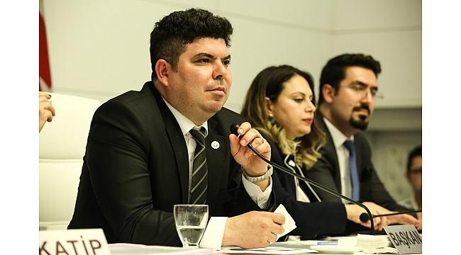 Erhan Kılıç başkanlığında ilk meclis toplantısı gerçekleştirildi