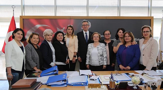 Gaziemir'de kadınlara pozitif ayrımcılık