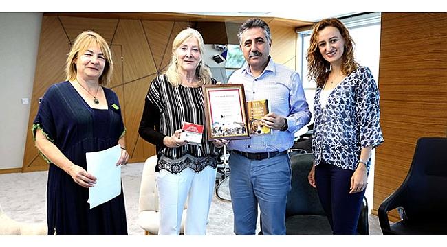 HAYTAP, Başkan Sandal'a teşekkür belgesi verdi!