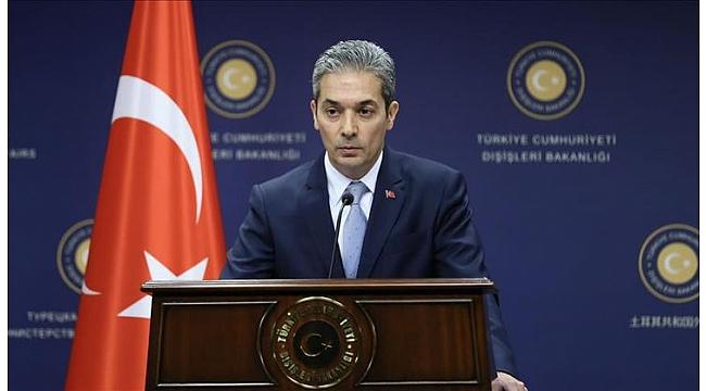 Türkiye'den Yunanistan'a DHKP-C tepkisi!
