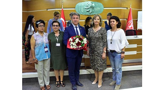 Bornova'da Kadın Kooperatifi üyeleri seçildi!