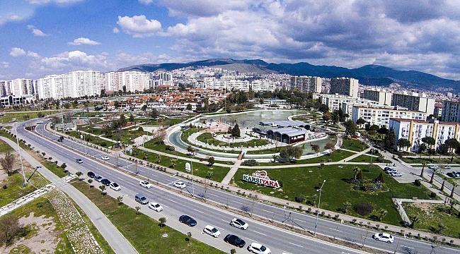 Karşıyaka'nın üç projesine 520 bin euro hibe