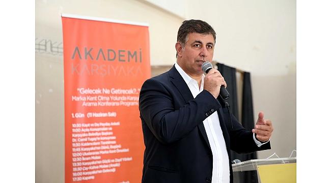 'Marka kent' zirvesi Karşıyaka'da düzenlendi!
