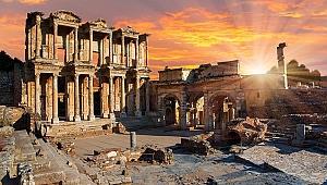 Tarih kokan kent Selçuk Efes sanatseverleri ağırlayacak