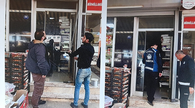 Torbalı'da Belediye ruhsatsız patronluğa geçit vermiyor