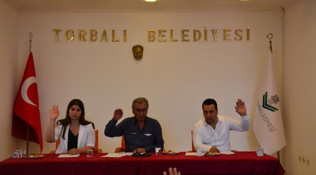 Torbalı'da Haziran Ayı meclis toplantısı yapıldı!
