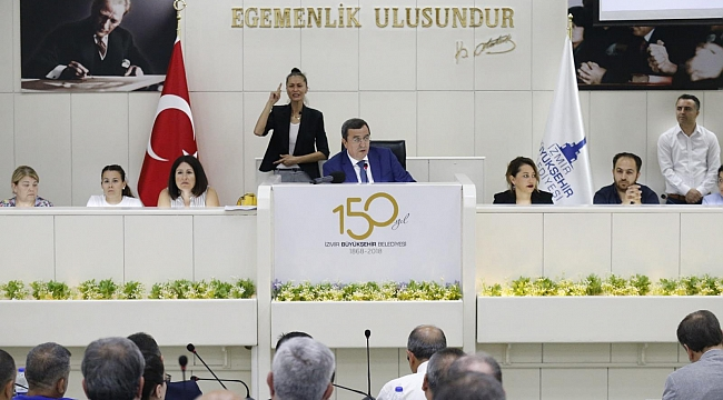 Başkan Batur, 'Milli irade, halk kararını verdi'