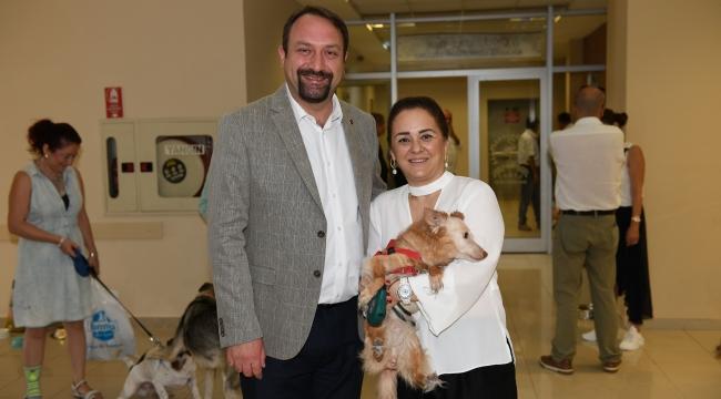 Çiğli Belediyesi hayvan sevgisinin pekiştiriyor!