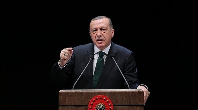 Cumhurbaşkanı Erdoğan'dan yeni parti hakkında açıklama