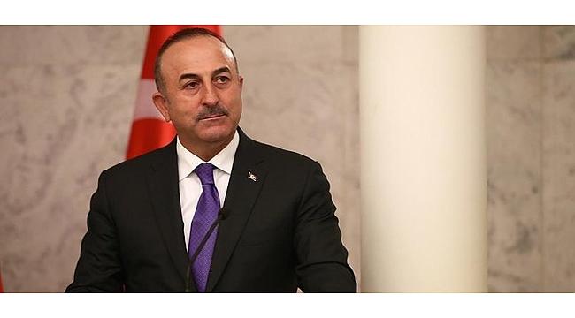 Bakan Çavuşoğlu'ndan flaş açıklamalar!