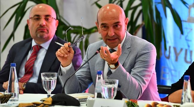 """Başkan Soyer, """"Kooperatifleri güçlendirmeye talibiz"""""""