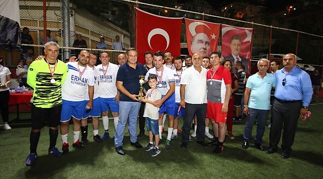 Bayraklı Belediyesi Başkanlık Futbol Turnuvası sona erdi!