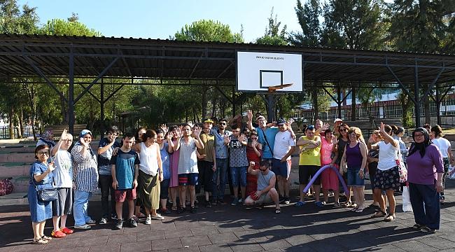 Çiğli Belediyesi'nden çocuklara ve kadınlara tatil