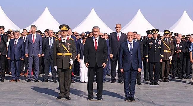 İzmir'de 30 Ağustos Zafer Bayramı kutlamaları başladı!