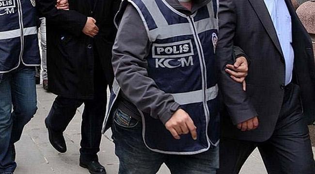İzmir'de PKK/KCK operasyonu! Gözaltılar var...