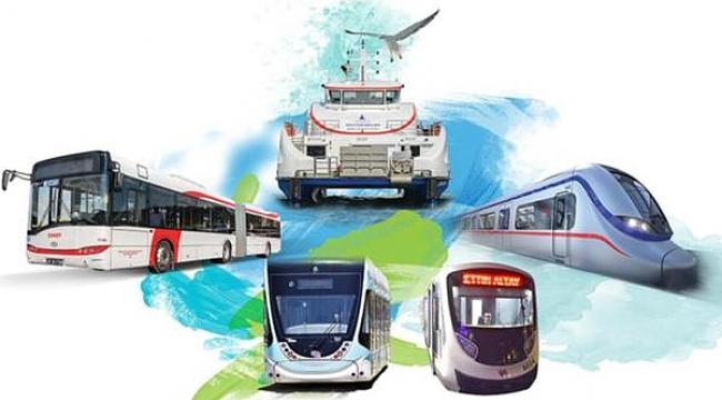 İzmir'de toplu ulaşım bu bayram da ücretsiz