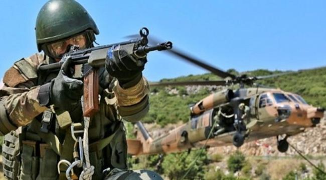 Milli Savunma Bakanlığı duyurdu! Pençe-3 harekatı başladı
