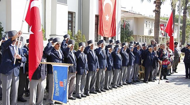 Ödemiş'te 30 Ağustos Zafer Bayramı kutlamaları başladı!