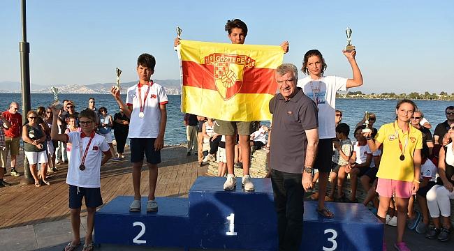 9 Eylül Kurtuluş Kupası Yelken Yarışları ile sona erdi!