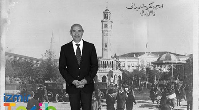 Başkan Soyer Fuar ziyaretlerini sürdürdü