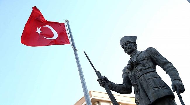 Bombacı Ali Çavuş, Karşyaka'da anıldı!
