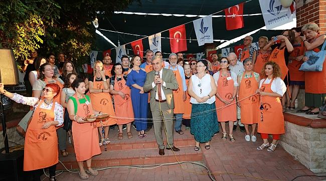 Güzelbahçe'de Türk El Sanatları Festivali başladı!