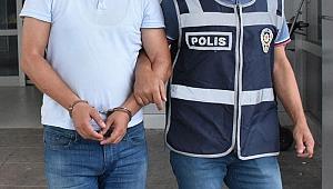 İzmir'de terör operasyonu! 9 gözaltı!