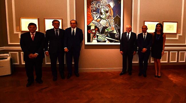 İzmir, Picasso'nun eserlerine ev sahipliği yapacak