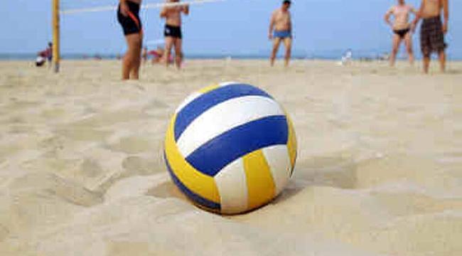 İzmir, Plaj Voleybolu Balkan Şampiyonası'na ev sahipliği yapacak