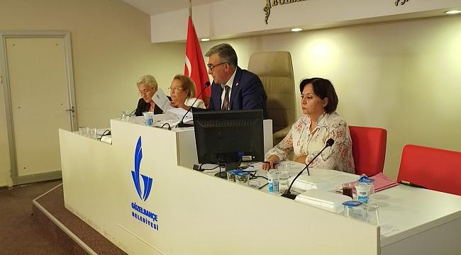 'Kadın ve Aile Hizmetleri Müdürlüğü' Güzelbahçe Belediyesi'nde kuruldu!