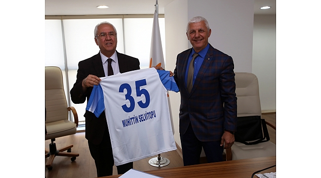 Karabağlar Belediyesi'nden amatör spor kulüplerine destek!