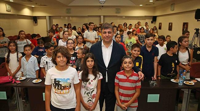 'Karşıyaka Çocuk Belediyesi'nde seçim süreci tamamlandı!