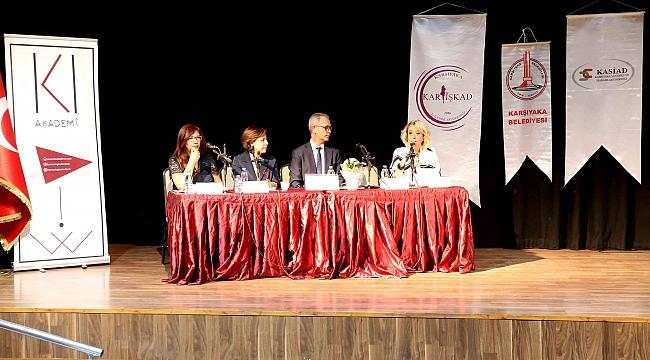 'Şiddetsiz İletişim Paneli' Karşıyaka'da düzenlendi!