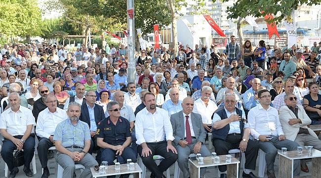 """""""Yas-ı Muharrem Aşurası"""" etkinliği Çiğli'de düzenledi!"""