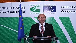 Başkan Soyer, Avrupa Konseyi'nde